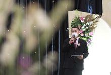 National Wedding of Arisa And Esa by MC Faiz