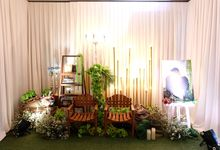 wedding of Alam & Angel by La'SEINE Function Hall