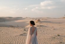Anjas & Hendra Prewedding by LOTA by Laurencia Lolita