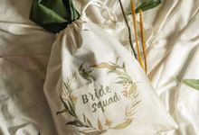 Kiki & Pingi - Bridesmaid Hampers by FOYYA