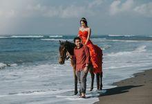 IB Arjawa & Dayu Indri Pre Wedding by Lentera Wedding