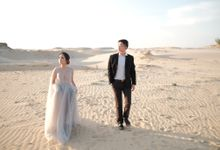 Anjas & Hendra Prewedding by LOTA | LAURENT AGUSTINE