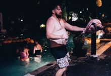 Pool Party for Nathan (New Zealand) by DJ PID