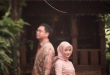 Engagement of Qintha and Arif by Saturasi Moment