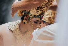 Prayoga & Ayu Balinese Wedding by Lentera Production