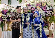 Wedding Reception of Fitria & Cihan by DJ Perpi