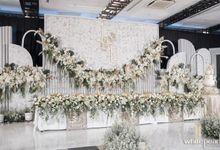 Shangri-La Hotel, Jakarta Satoo Restaurant 2021.06.05 by White Pearl Decoration