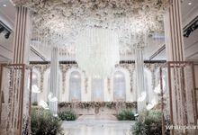 Shangri-La Hotel, Jakarta Ballroom 2021.06.05 by White Pearl Decoration