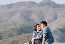 PREWEDDING OF  YOSEA & CEIN by Alluvio