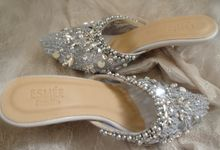Bridal Shoes II by ESMEE Studio