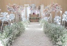 Sheraton Grand Jakarta Gandaria City Hotel  2021.09.26 by White Pearl Decoration