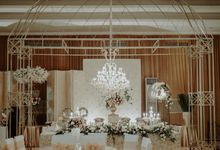 Wedding of Michael & Sheren by Minity Catering