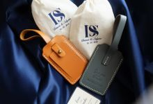 Dimas & Salyna - Luggage Tag by Rove Gift