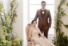 Prewedding of Donia Tandjung & Hans Christian P by Jas-ku.com