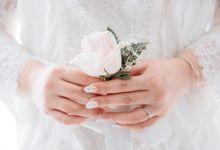 Franky & Greta's Wedding by Cloche Atelier