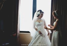 Wedding of Jimmy & Lina by Cherish Event Organizer
