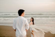 Pre Wedding Story of Ben & Monica by Bondan Photoworks