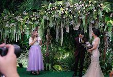 Wedding Reception of Hafiz & Citra by DJ Perpi