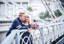Prewedding F&I by Uria Photography