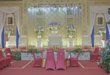 Grand Galaxy Convention Hall - Duma & Dwiky by JEE Ballroom Group