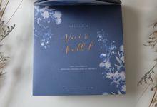 Vici & Fadhil by Raffi Asyraf