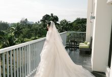 Wedding Day by Yos - Stanley Gladys by Loxia Photo & Video