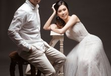Prewedding by Yos - Kelvin Irene by Loxia Photo & Video