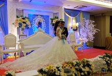 Wedding of Andrew & Sherly by Jazz Wedding Organizer & Entertainment