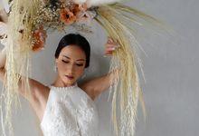 Mermaid Wedding Dress by Vica Wang