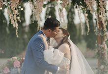 The Wedding of  Robert & Melinda by Ariel Photography