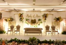 Wedding of Rudy & Anna Citywalk Gajah Mada by Duta Venues