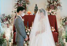 Septian & Agustina by A.V.O Wedding & Event Planner