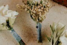 Delinda and Ryan Wedding by Bali Flower Decor