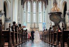 Holy Matrimony of Mingly & Felishya by kvn.photoworks
