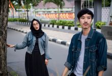 Ryan & Yosila Prewedding at CFD Solo by Chapter Visual