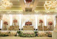 The Wedding of Aditya Riana - Ayana Midplaza Jakarta by The Swan Decoration