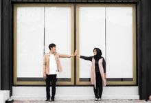 Ryan & Yosila Prewedding at CFD Solo Part 2 by Chapter Visual