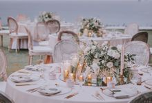 Sarah & William by Sweetbella Florist & Decoration