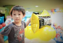 Rayhan Birthday by henrylie photoworks