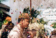 Nisa & Fairuz Wedding by Monokkrom
