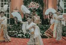 The wedding of Aldy & Audia by alienco photography