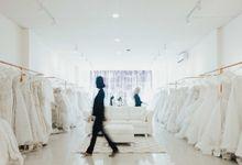 OUR SHOWROOM (PONDOK INDAH & KEDOYA) by The Dresscodes Bridal