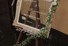 Anas & Irwan Wedding by Artsy Design