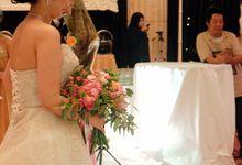 The Wedding of Adrian Silviany - Kempinski bali Room by The Swan Decoration