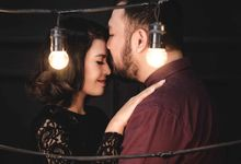 Prewedding Rina & Norman by airwantyanto project