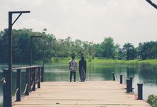 Pre-Wedding of G & J by Ainslie Days