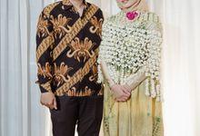 Billy & Qarina Wedding by treeways.visual