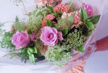 Floral Arrangements by Organiq Atelier
