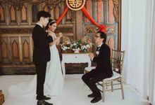 Tommy And Jennifer (Tea Ceremony) by White Roses Planner