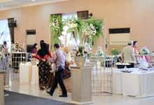 Wedding Anis & Ade by Medina Catering